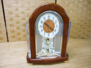 VIVANT リズム時計 クリスタル スワロフスキー