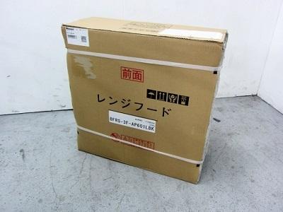 大和市にて リンナイ レンジフード BFRS-3F-AP601LBK を店頭買取致しました