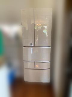 横浜市西区にて 東芝 冷凍冷蔵庫 東芝 GR-H560FV を出張買取致しました