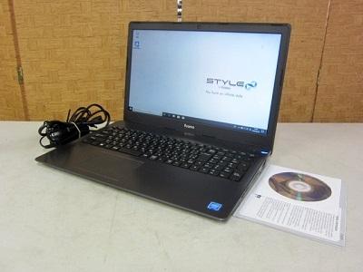 渋谷区にて iiyama ノートPC N250PU を出張買取致しました