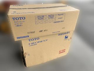 相模原市にて TOTO ネオレストDH 便座一体型ウォシュレット CES9565(TCF9565+CS989B) を店頭買取致しました