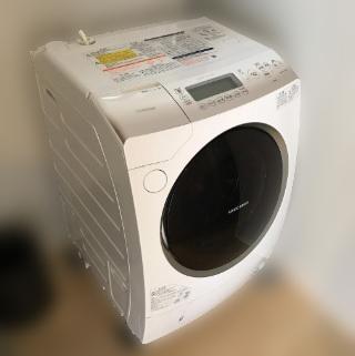 港区にて 東芝 ドラム式洗濯乾燥機 TW-Z96V2MR を出張買取致しました