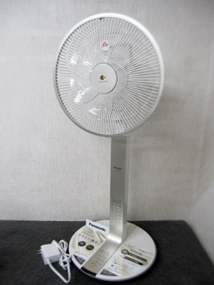 町田市にて パナソニック 扇風機 F-CM339 を出張買取致しました