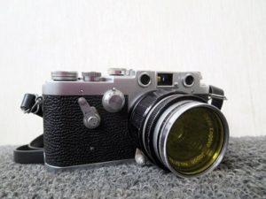 レオタックス レンジファインダー フィルムカメラ