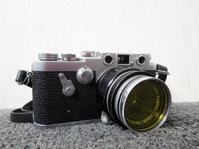 横浜市西区にて レオタックス レンジファインダー フィルムカメラ を出張買取致しました