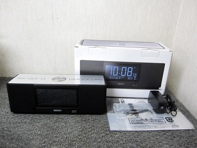 相模原市にて SEIKO 置時計 マルチサウンドクロック SS501K を店頭買取致しました