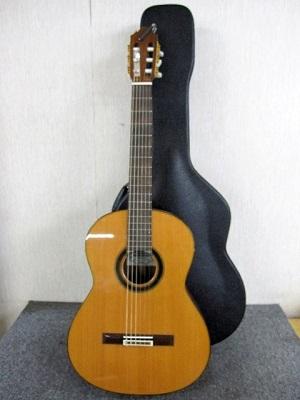 横浜市保土ヶ谷区にて アランフェス 707 アコースティックギター を出張買取致しました