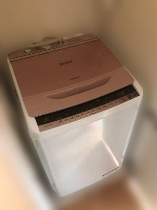 大田区にて 日立 全自動洗濯機 BW-7WV を出張買取致しました