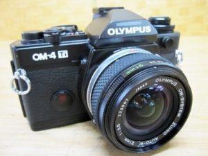 オリンパス フィルムカメラ OM-4Ti