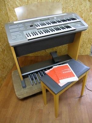 川崎市にて YAMAHA ステージア エレクトーン ELB-01 を出張買取致しました