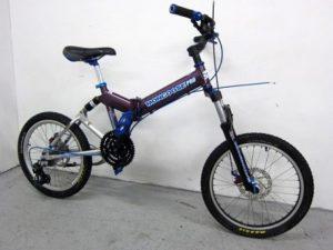 マングース MONGOOSE PRO 折りたたみ自転車