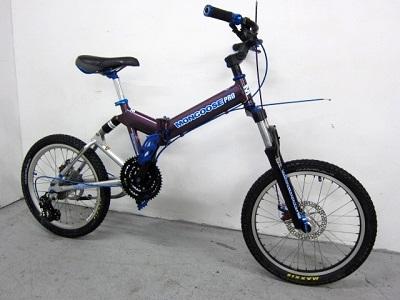 大和市にて MONGOOSE PRO 折りたたみ自転車 を出張買取致しました