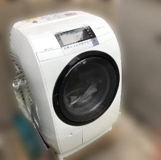 世田谷区にて 日立 ドラム洗濯乾燥機 BD-V5800 を出張買取致しました