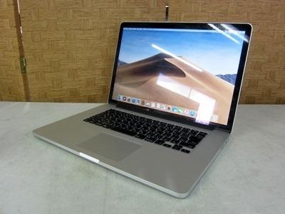 大和市にて Apple MacBook Pro A1398 を店頭買取致しました