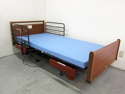 狛江市にて プラッツ ミオレット 介護ベッド 3モーターベッドを出張買取致しました