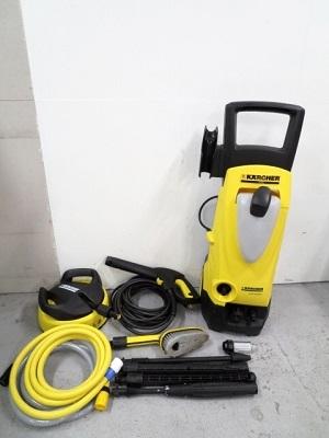 大和市にて ケルヒャー エコサイレント 高圧洗浄機 K4.00 を店頭買取致しました