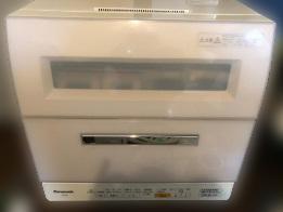 パナソニック 食洗機 NP-TR8-W