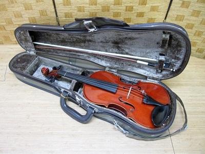 大和市にて スズキ 1/4 バイオリン 330 ケース付きを出張買取致しました