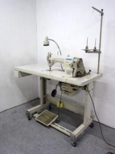 JUKI 1本針 工業用ミシン DDL-8700-7