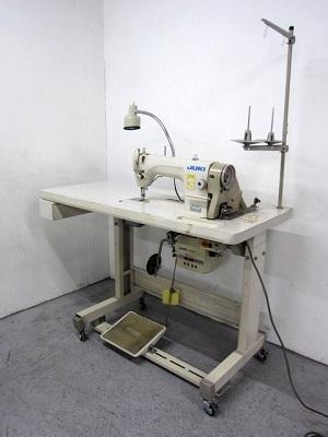 横浜市都筑区にて JUKI 1本針 工業用ミシン DDL-8700-7 を出張買取致しました