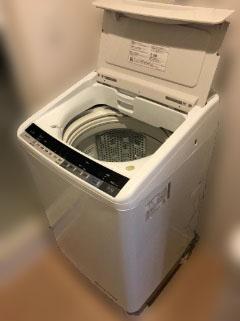 小平市にて 日立 全自動洗濯機 BW-V80A を出張買取致しました