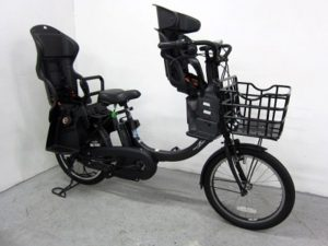 ヤマハ PAS Babby un 子供載せ 電動アシスト自転車