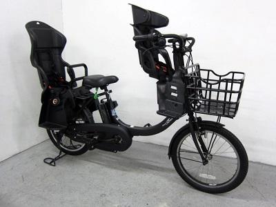 大和市にて ヤマハ PAS Babby un 子供乗せ 電動自転車 を店頭買取致しました