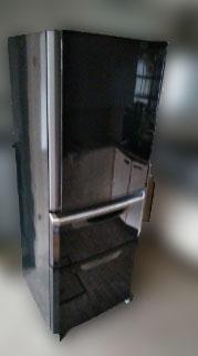 港区にて 三菱 冷凍冷蔵庫 MR-C34X-B を出張買取致しました
