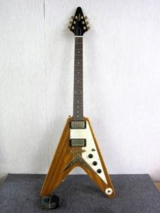 エピフォン korina FLying V エレキギター