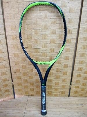 八王子市にて YONEX テニスラケット EZONE 100 を店頭買取致しました