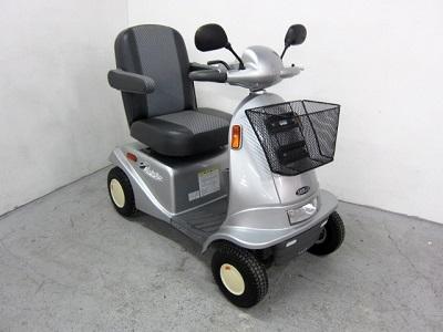 東村山市にて アテックス SERIO 遊歩パートナー 電動車いす SBT40 を出張買取致しました