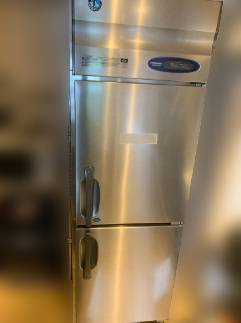 多摩市にて ホシザキ 業務用 冷凍冷蔵庫 HRF-63ZT-ED を出張買取致しました