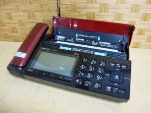 パナソニック パーソナルファックス FAX KX-PD102D