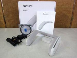 SONY ウェアラブルネックスピーカー SRS-WS1
