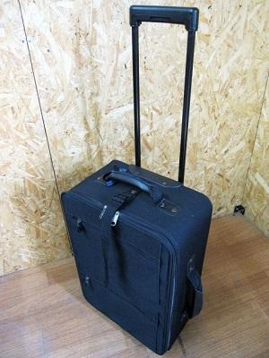 八王子市にて 吉田カバン 2輪 キャリーケース スーツケース を出張買取致しました
