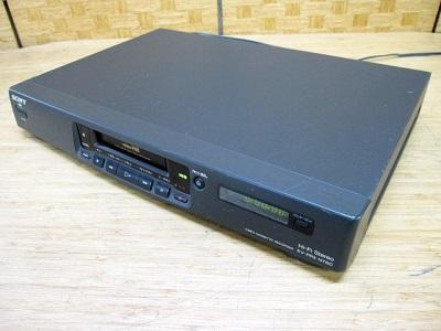 港区にて SONY 8mm Hi8 ビデオカセットレコーダー EV-PR2 を出張買取致しました
