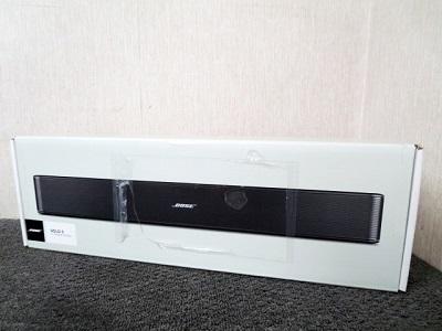 小平市にて BOSE Solo 5 TV sound system サウンドバー を店頭買取致しました