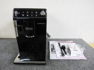 デロンギ エスプレッソ式 全自動コーヒーメーカー オーテンティカ ETAM29510B
