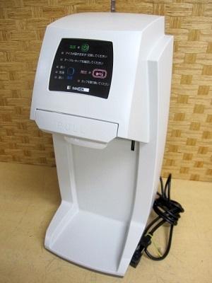 八王子市にて サンデン ソフトアイスマシン One Shot OS3 CIM-10A を出張買取致しました