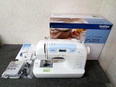 ブラザー コンピューターミシン PS203 CPS4210