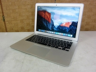港区にて Apple MacBook Air A1466 を出張買取致しました