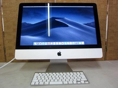 八王子市にて Apple iMac A1418 Late2013 を出張買取致しました