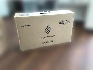 小平市にて IO DATA 液晶モニタ LCD-GC251UXB を店頭買取致しました