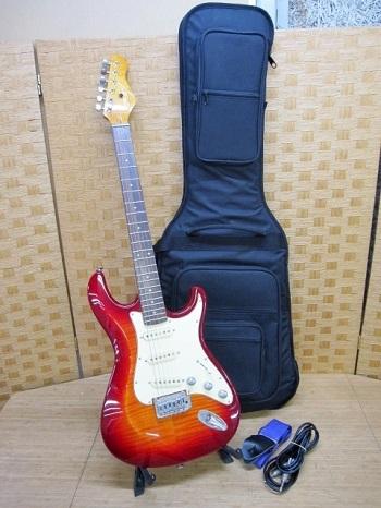 八王子市にて DEAN ZELINSKY TAGLIARE エレキギター を出張買取致しました