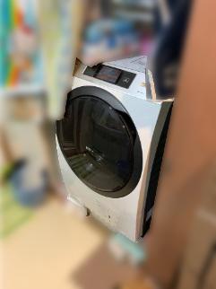 八王子市にて パナソニック ドラム式洗濯乾燥機 NA-VX9500L を出張買取致しました