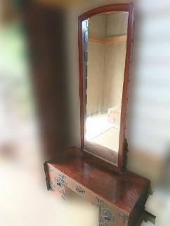 日野市にて 岩谷堂 ドレッサー 鏡台 を出張買取致しました