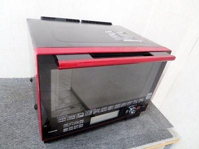 八王子市にて 東芝 石窯ドーム オーブンレンジ ER-RD3000 を出張買取致しました