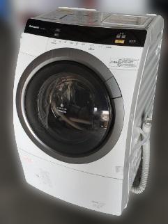 加瀬市にて パナソニック ドラム式洗濯乾燥機 NA-VR5600L を出張買取致しました