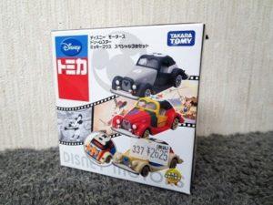 トミカ ディズニースペシャル ディスニーモータース ドリームスター ミッキーマウス 3台