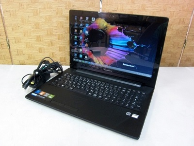 小平市にて レノボ ノートPC G50-45 を店頭買取致しました